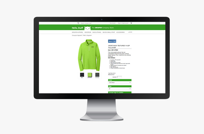 icostore online company stores name brand apparel corporate apparel