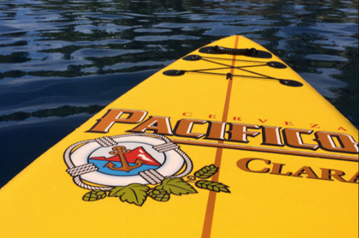 Pacifico Promotion