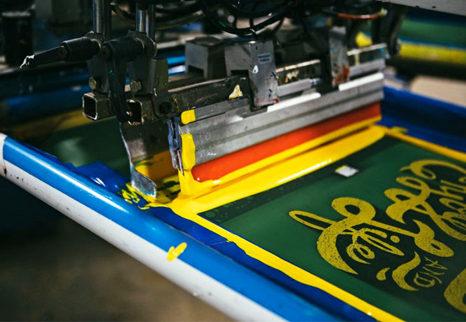iCoStore Screen printing online company store